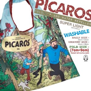 Brotac Picaros Foldable Reuseable Bag Large