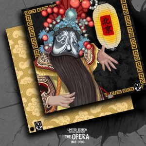 Brotac Hanks The Opera, Limited Edition