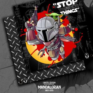 Brotac Hanks Mandalorian, Limited Edition