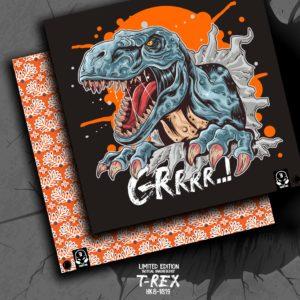 Brotac Hanks T-Rex, Limited Edition