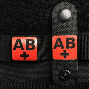 Night Stripes, Blood Group AB+