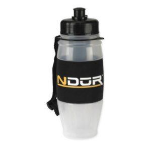 NDuR Filtration Bottle, Flip Top, Clear w/Black Cap – 28oz / 820ml