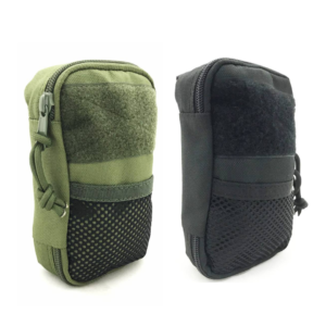EDC Pouch ( Available in Black / Green)