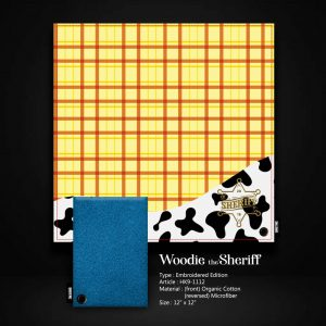 Brotac Hanks, Woodie The Sheriff Embroidered Edition