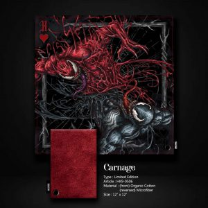 Brotac Hanks, Carnage, Limited Edition