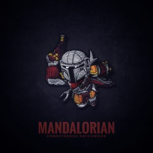 Brotac, Mandalorian – Limited Edition Patchwork