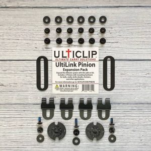 Ulticlip, UltiLink Pinion Expansion Pack
