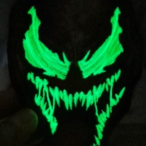 Brotac, Venom Glow in the Dark, Limited Edition Patchworks