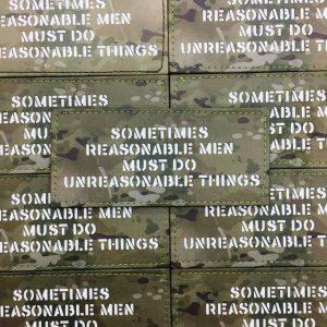 Morale Patch 'Sometimes Reasonable…, Multicam