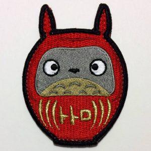 Oni Gear Industries Patch, Totoro Daruma