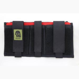 GarRanx, Pack Organiser, 3 slot, Black