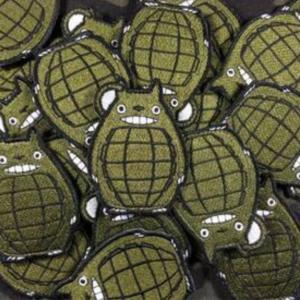 Oni Gear, Totoro Grenade Morale Patch