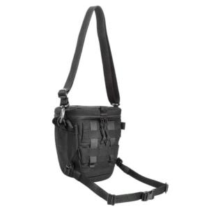 Tasmanian Tiger, Focus ML Camera Bag, Black (7866)